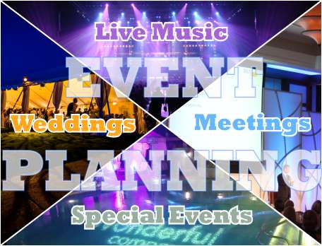 Audio VIsual Event Planning