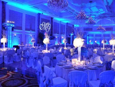audio visual for weddings